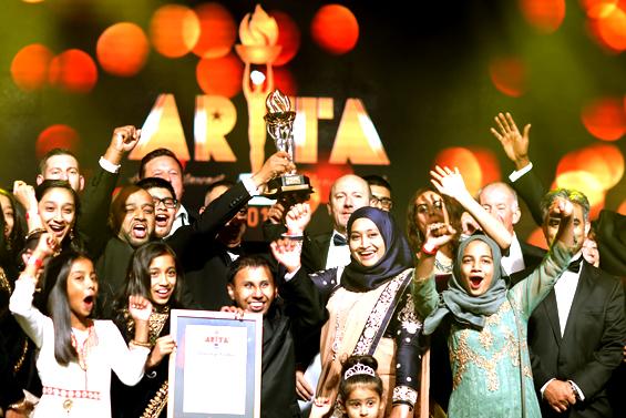 ARTA 2018 | National Champion of Champions